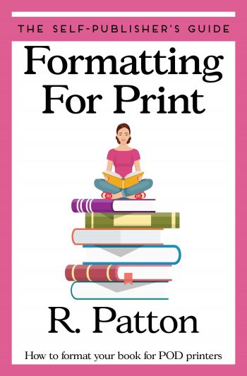 Formatting your book for print